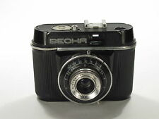 Vesna Black edition rare camera with T-22 lens f/4.5 40mm S/N 4032998 Excellent+