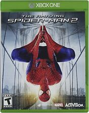 The Amazing Spider-Man 2 [Xbox One XB1, Marvel Action, Peter Parker] NEW