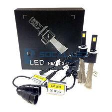 Fanless LED Headlight Kit 880 893 6000K White Canbus Conversion Fog Light Bulbs