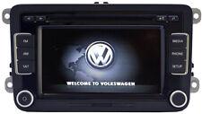 VW Volkswagen 6 Disc Changer CD Player Touch Screen RCD-510 Rear Camera MP3 XM