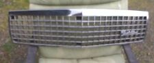 1989-90 CADILLAC DEVILLE GRILLE,