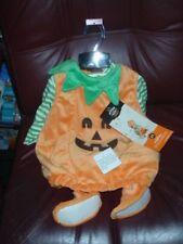 Baby Plush Pumpkin Vest Costume Hyde and EEK Boutique Size 0-6 Months