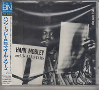 HANK MOBLEY Hank Mobley And His All Stars JAPAN 1996 OBI TOCJ-1544 NEW