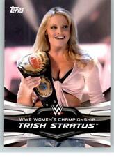 2016 WWE Divas Revolution Champions #3 Trish Stratus