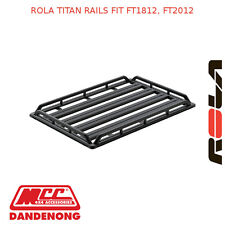 ROLA TITAN RAILS FIT FT1812, FT2012