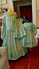 New listing Preowned Civil war, old West, Reenactor, Victorian Dress