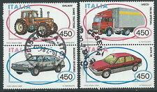 1984 ITALIA USATO AUTO DA BLOCCO - D5-2