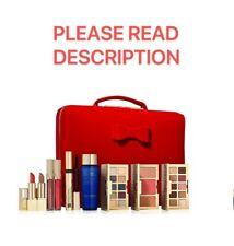 2020 Estee Lauder Blockbuster Holiday 9PC Make Up Gift Set W/Train Case FREESHIP
