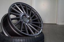 19 Zoll Keskin KT17 Concave Felgen Grau 5x112 für Audi A3 S3 Skoda Octaiva RS FR