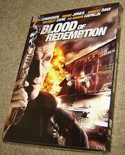 Blood of Redemption (DVD, 2013), NEW AND SEALED, DOLPH LUNDGREN, VINNIE JONES