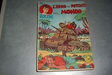 AKIM GIGANTE N.124 - L'ARMA PIU' POTENTE DEL MONDO - TOMASINA 1963
