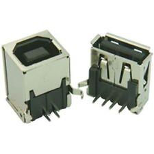 Usb Conector Hembra Tipo B (paquete De 3)