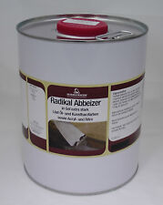 4l (10,75 €/l) RADIKAL ABBEIZER EXTRA STARK GEL ENTLACKER LACKERNFERNER