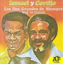 Ismael Y Cortijo : Dos Grandes De Siempre: 16 Exitos CD