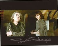 Sheila Stefel Dr Who signed photo UACC RD 86