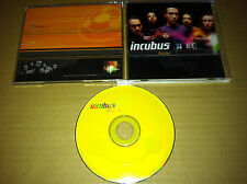 INCUBUS Stellar 1 TRACK PROMO DJ RADIO CD Single 2000