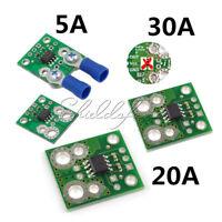 5A/20A/30A Range Current Sensor Carrier Module ACS714 Board 5V For Arduino