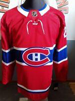 MONTREAL CANADIENS AUTHENTIC ADIDAS JERSEY BNWT NHL  SENATORS