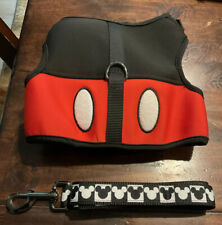 Disney Tails Mickey Mouse Harness And Lead Dogs Size Medium from Disney Parks