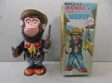 "Vintage Tin Toy 'Clockwork' Boxed ""Very Rare"" (Ex Shop Stock)"