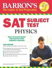 Barrons SAT Subject Test Physics by Herman Gerwitz, Jonathan S. Wolf M.A.