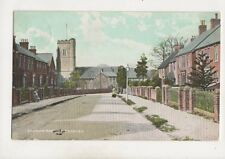 St John Baptist Crawley Sussex 1905 Postcard H Newbery 647b