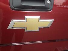 GENUINE GM 2015 CHEVY COLORADO TAILGATE BOWTIE EMBLEM GM# 22786435