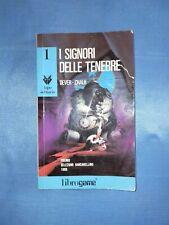 I SIGNORI DELLE TENEBRE Dever - Chalk Librogame Lupo Solitario 1 - sc19