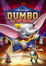 DUMBO MOVIE POSTER PRINT A4 260GSM