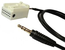 Adaptador cable AUX con jack 3.5mm para autoradio de BMW E65 E66 X3 E83 X5 E70