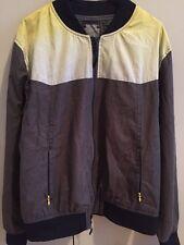 Asos Black X Puma Ombre Jacket Size Large