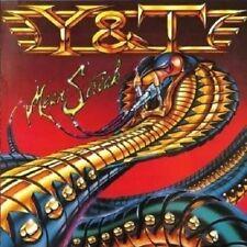 Y & T - Mean Streak [Re-Release] CD
