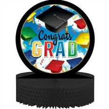 "Graduation Celebration Centerpiece 12"" Graduation Party Supplies Decorations"