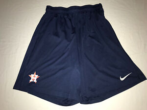 Nike Dri Fit Houston Astros Athletic Shorts Mens Size XL NWOT!