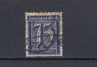 Deutsches Reich Mi-Nr. 185  gestempelt - geprüft Infla Berlin