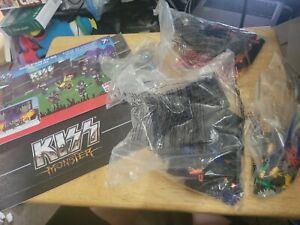 2013 K'Nex KNEX KISS Rock Stage Big Rig Building Set 329 Pcs Simmons Ace