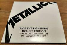 Metallica Ride The Lightning Deluxe - Live Donington Monsters of Rock 85 CD