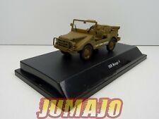 WW20 Starline 1/43 militaire : DKW Munga 4 (jeep) 4X4 Capetown London