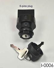 Ignition Key Switch Fits 2012 2013 Polaris RZR 570 800 900 S 4 XP Jagged X