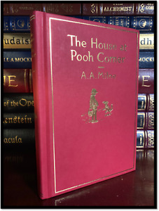 The House At Pooh Corner Illustrated Brand New Gift Hardcover A.A. Milne Winnie