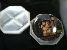 M.J. Hummel Little Companion Stormy Weather Collector Plate