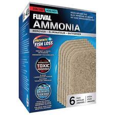 Fluval 306/307 - 406/407 Ammonia Remover (6 Pack) Canister Media **GENUINE**