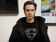 1/6 custom Smallville Clark Kent The Blur figure
