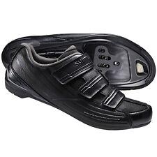 Shimano SH-RP2 Road Bike Cycling Shoes Black - 44 (US 9.7)