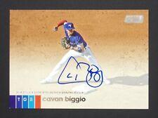 2020 Stadium Club Cavan Biggio Autographs #ACB Toronto Blue Jays