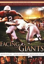 Christian Movie Store - Facing the Giants DVD - New Sealed