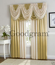 Hyatt Window Curtain Window Treatments - Assorted Colors