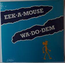 Eek-A-Mouse - Wa-Do-Dem LP NEU/OVP/SEALED Greensleeves vinyl