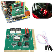 4Digit Card PC Analyzer Diagnostic Motherboard POST Tester Computer PC PCI ISA*t
