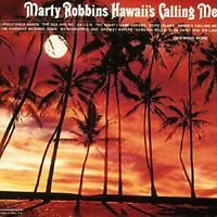 ROBBINS, Marty - Hawaii's calling me - ROBBINS, Marty CD WVVG The Fast Free